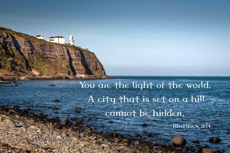 Blackhead Lighthouse, County Antrim