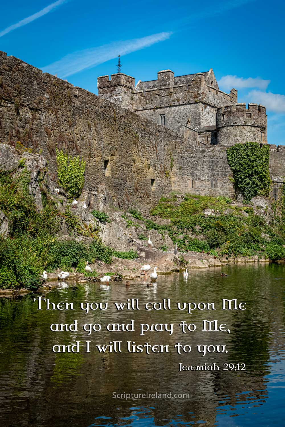 Cahir Castle, County Tipperary