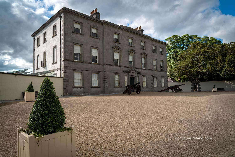 The Battle of the Boyne Visitor Centre, Oldbridge House, Drogheda, County Meath