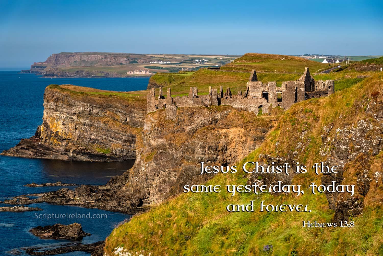 Dunluce Castle, Antrim Coast, County Antrim